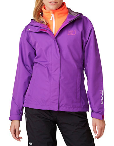 Helly Hansen Seven J Rain Jacket-PURPLE-Large 88610020_PURPLE_Large
