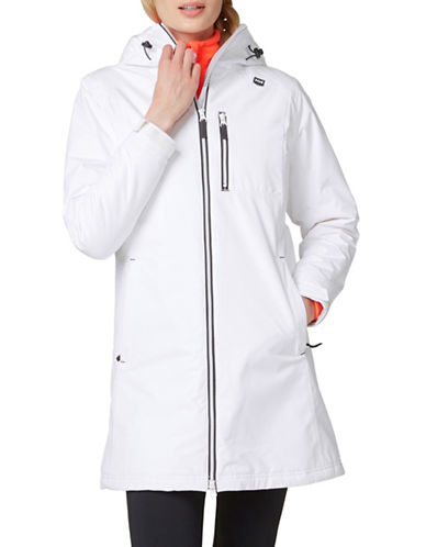 Helly Hansen Long Belfast Insulated Winter Jacket-WHITE-X-Small 88610044_WHITE_X-Small