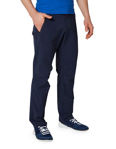 Helly Hansen Crewline QD Pants-NAVY-32