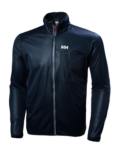 Helly Hansen Fjord Windproof Fleece Jacket-BLUE-Large 89002876_BLUE_Large