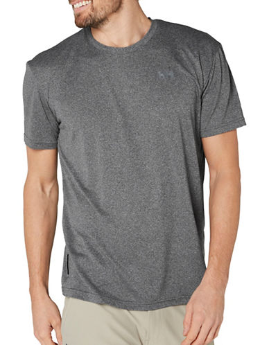 Helly Hansen Sigel Logo Short Sleeve Tee-GREY-Small 89002938_GREY_Small