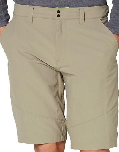 Helly Hansen Dromi Utility Shorts-GREEN-X-Large