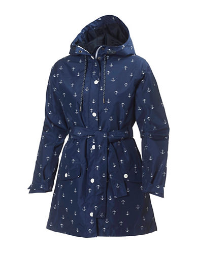 Helly Hansen Lyness Rain Coat-MARINE BLUE-Large 89023295_MARINE BLUE_Large