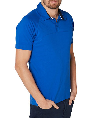 Helly Hansen HP Match Polo-BLUE-Medium 89002900_BLUE_Medium