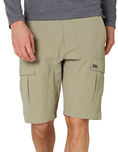 Helly Hansen Quick Dry Cargo Shorts-GREEN-30 89099079_GREEN_30