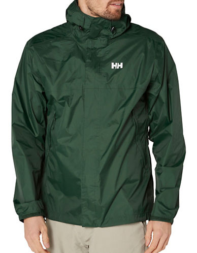 Helly Hansen Waterproof Loke Jacket-GREEN-Small 89002919_GREEN_Small