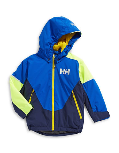 Helly Hansen Zippered Jacket-BLUE-8