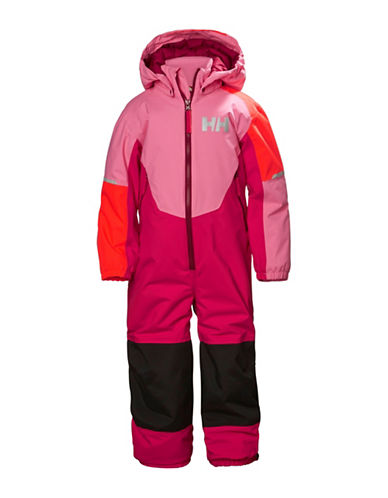 Helly Hansen K Rider Insulated Suit-PINK-1