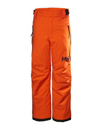 Helly Hansen Jr Legendary Pants-ORANGE-12
