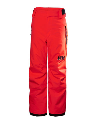 Helly Hansen Legendary Snow Pants-PINK-14