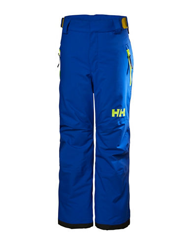 Helly Hansen Jr Legendary Pants-BLUE-10