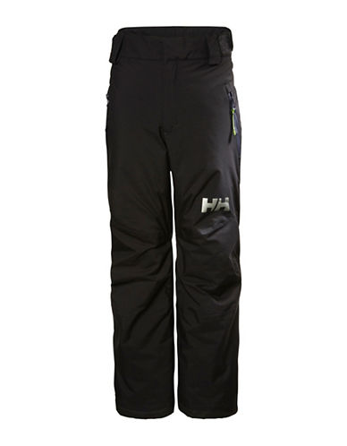 Helly Hansen Jr Legendary Pants-BLACK-12