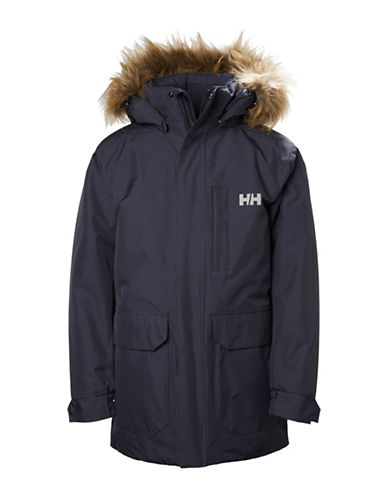 Helly Hansen Jr Felix Parka-BLUE-16