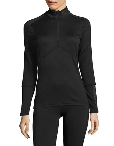 Helly Hansen Lifa Active Half-Zip Base Layer-BLACK-Small