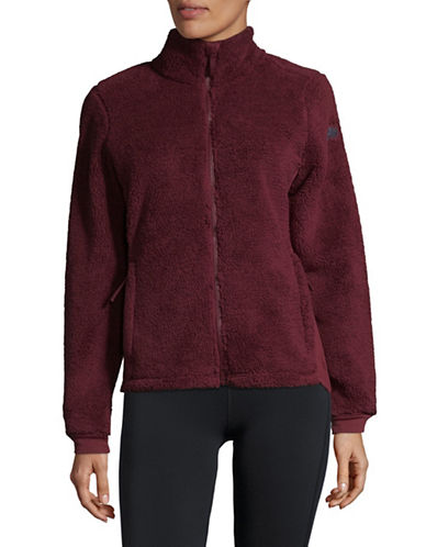 Helly Hansen Precious Fleece Jacket-RED-X-Small 89613724_RED_X-Small