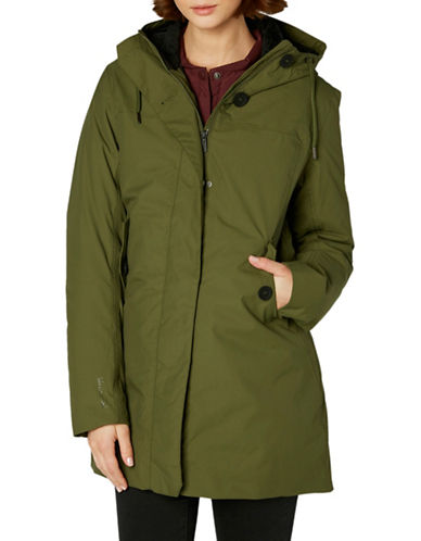 Helly Hansen Ardmore Parka-GREEN-Small
