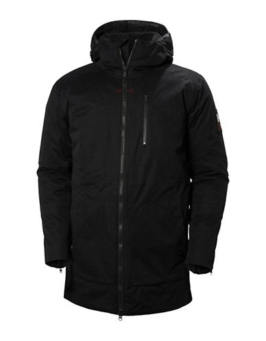 Helly Hansen Njord Parka-BLACK-Large