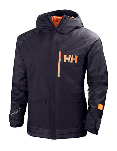 Helly Hansen Fernie Ski Jacket-BLUE-XX-Large