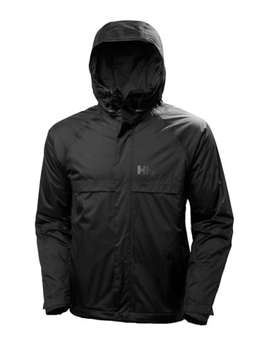 Helly Hansen Loke Har Jacket-BLACK-Medium