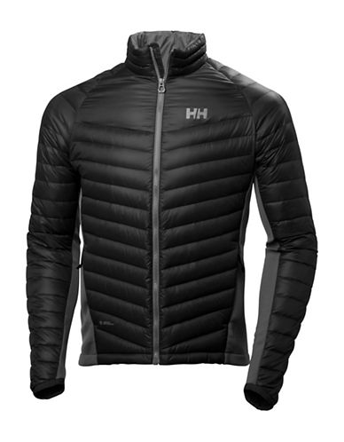 Helly Hansen Verglas Hybrid Down Insulator-BLACK-XX-Large