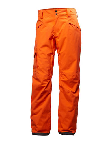 Helly Hansen Sogn Cargo Pants-RED-Small