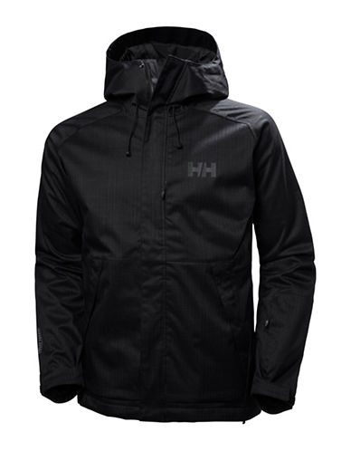 Helly Hansen Toronto Jacket-BLACK-Large