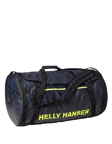 Helly Hansen Waterproof Sporty Duffel Bag-BLACK-One Size