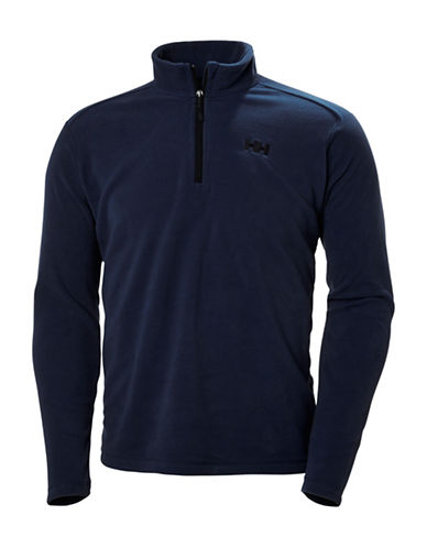 Helly Hansen Daybreaker Fleece Pullover-BLUE-Medium 89366869_BLUE_Medium