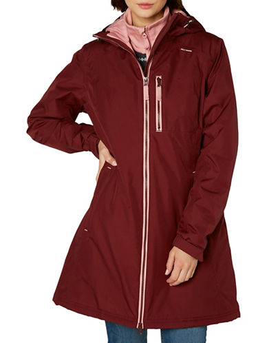 Helly Hansen Long Insulated Winter Jacket-PORT-X-Large
