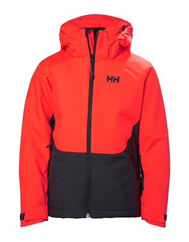 Helly Hansen Jr Stella Jacket-PINK-16