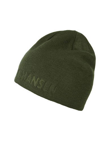 Helly Hansen Outline Reversible Beanie-IVY GREEN-One Size