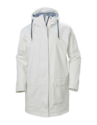 Helly Hansen Drawcord Hooded Jacket-WHITE-X-Large 89938905_WHITE_X-Large