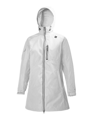 Helly Hansen Drawcord Long Jacket-WHITE-X-Large 89938830_WHITE_X-Large