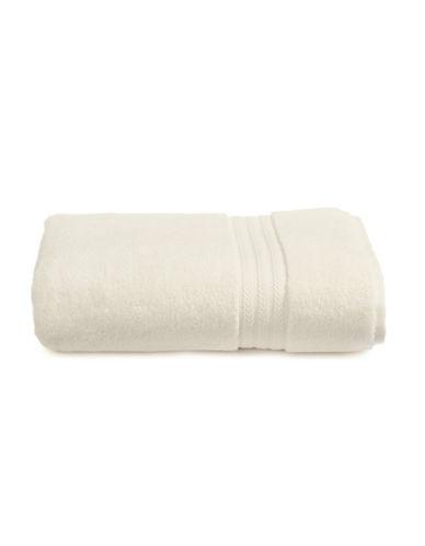 Hotel Collection Elite Cotton Blend Bath Towel-IVORY-Bath Towel
