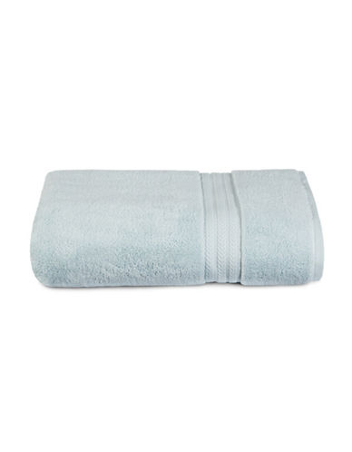 Hotel Collection Elite Cotton Blend Bath Towel-PALE AQUA-Bath Towel