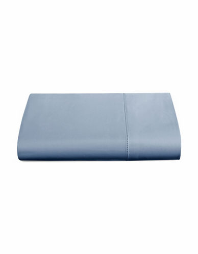 Hotel Collection 600TC Egyptian Cotton Flat Sheet-OCEAN-King