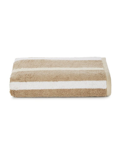 Hotel Collection Wide Striped MicroCotton Bath Towel-LINEN-Bath Towel
