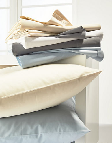 Charter Club Home 550 Thread Count Cotton Sheet Set-WHITE-Queen