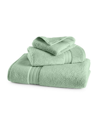 Hotel Collection Elite Cotton Blend Wash Cloth-ALOE-Washcloth