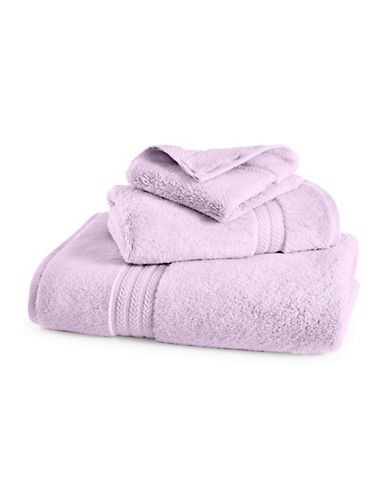Hotel Collection Elite Cotton Blend Wash Cloth-PALE LILAC-Washcloth