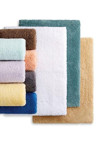 Martha Stewart Ultimate Contour Plush Bath Rug-ANTIQUE LINEN-One Size