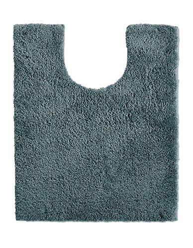 Martha Stewart Ultimate Contour Plush Bath Rug-PLATINUM-One Size