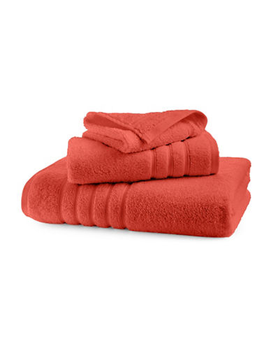 Hotel Collection Ultimate MicroCotton Hand Towel-DEEP CORAL-Hand Towel