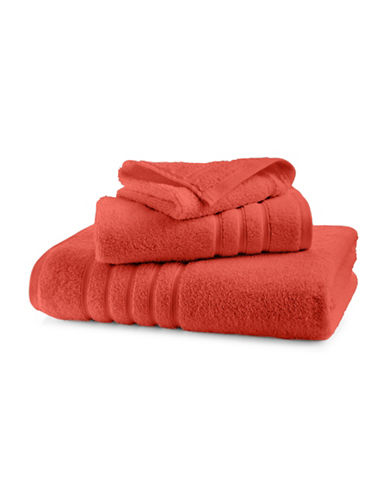 Hotel Collection Ultimate MicroCotton Bath Sheet-DEEP CORAL-Bath Sheet