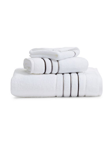Hotel Collection Ombre Stripe MicroCotton Bath Towel-GREY-Bath Towel
