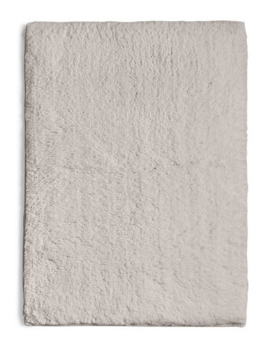 Hotel Collection Hotel Collection Turkish Bath Rug - 18 x 25-STEEL-One Size