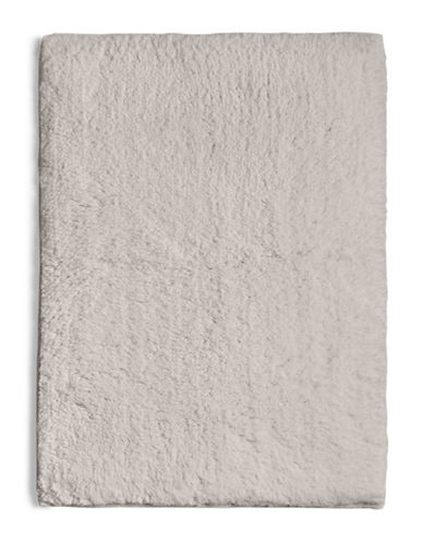 Hotel Collection Hotel Collection Turkish Bath Rug - 20 x 34-STEEL-One Size