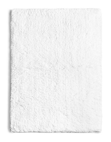 Hotel Collection Hotel Collection Turkish Bath Rug - 20 x 34-WHITE-One Size