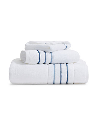 Hotel Collection Ombre Stripe MicroCotton Bath Towel-MIDNIGHT-Bath Towel