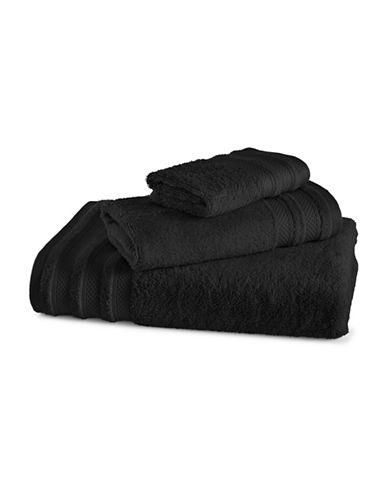 Charter Club Home Classic Pima Cotton Bath Towel-BLACK-Bath Towel